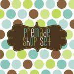 Premade Luulla Shop Set - ..