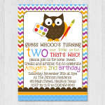 Printable 5x7 Owl Little A..